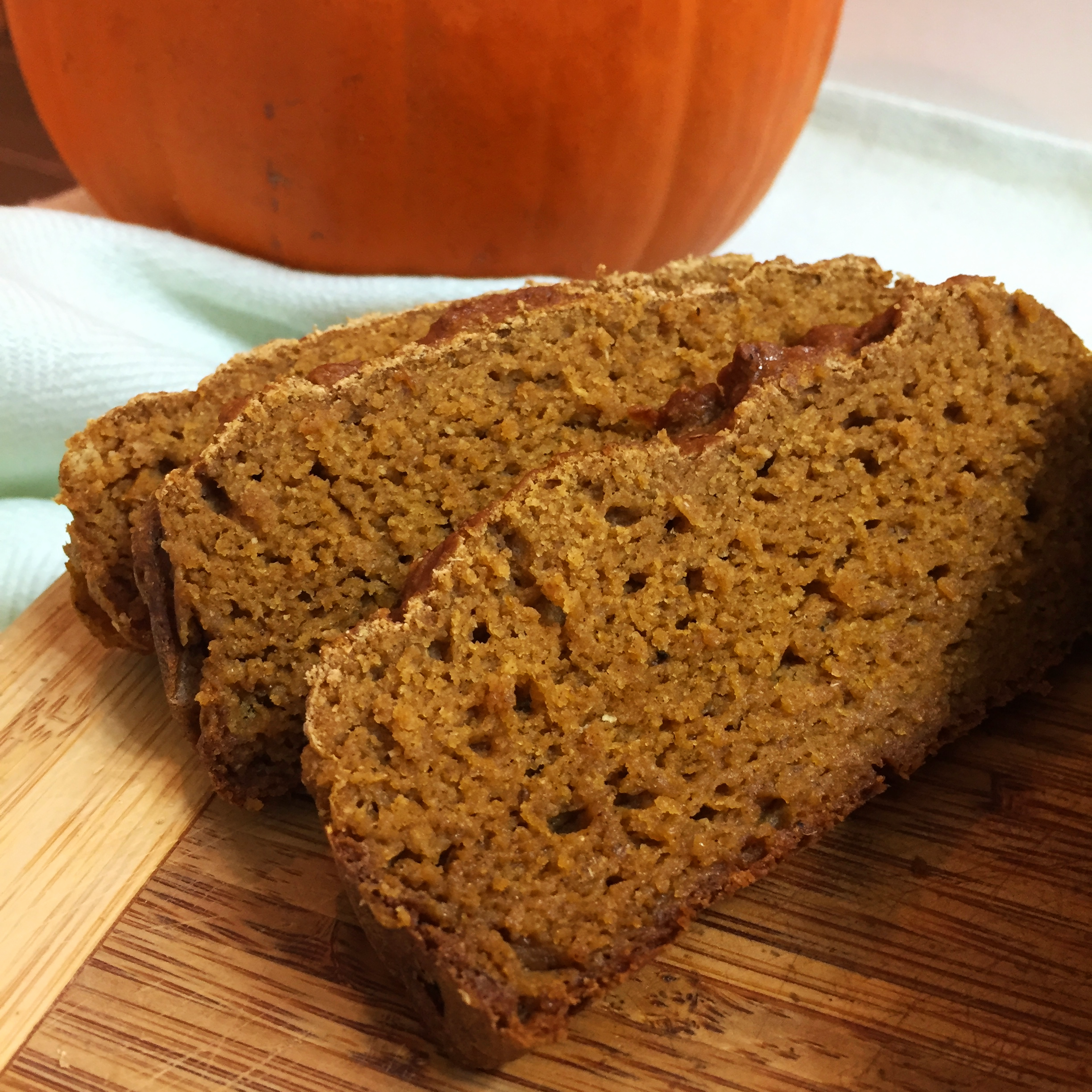 Pumpkin Bread | My Engineered Nutrition
