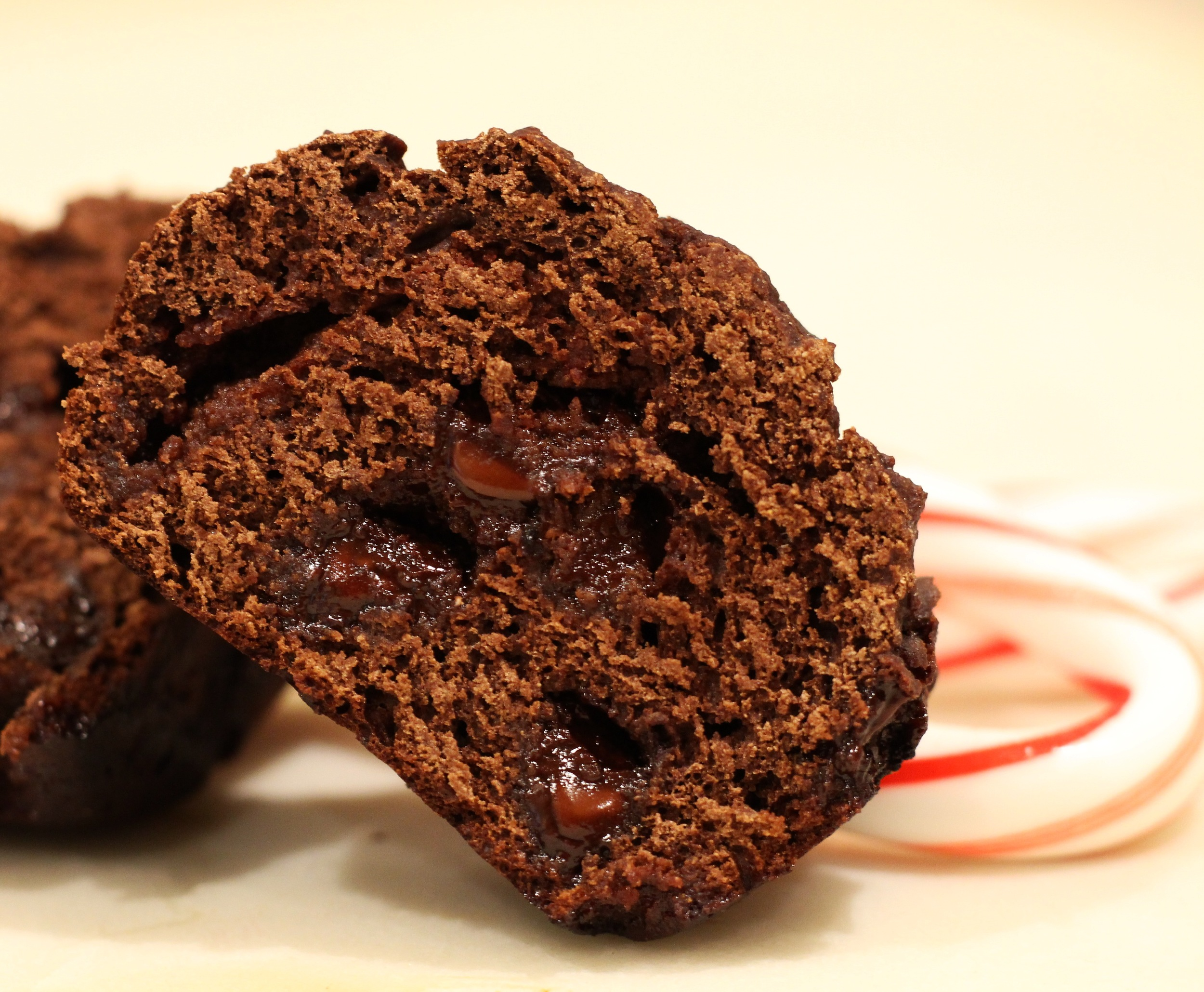 Chocolate Peppermint Protein Muffins | My Engineered Nutrition