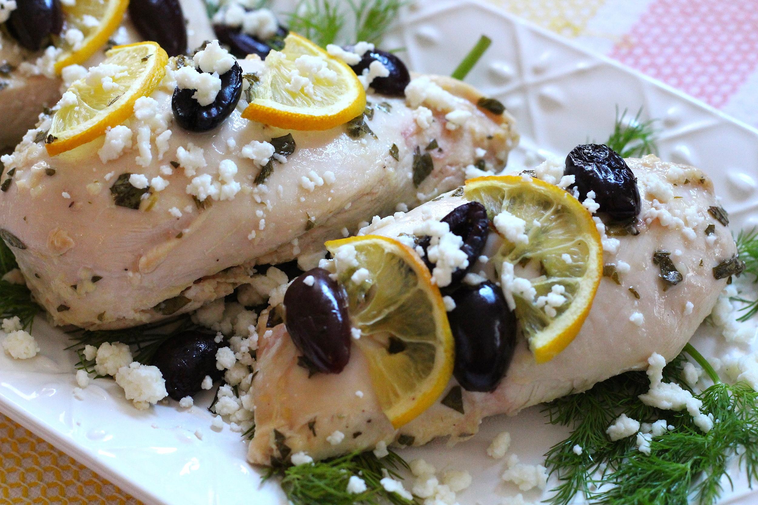 Greek Lemon Chicken   My Engineered Nutrition