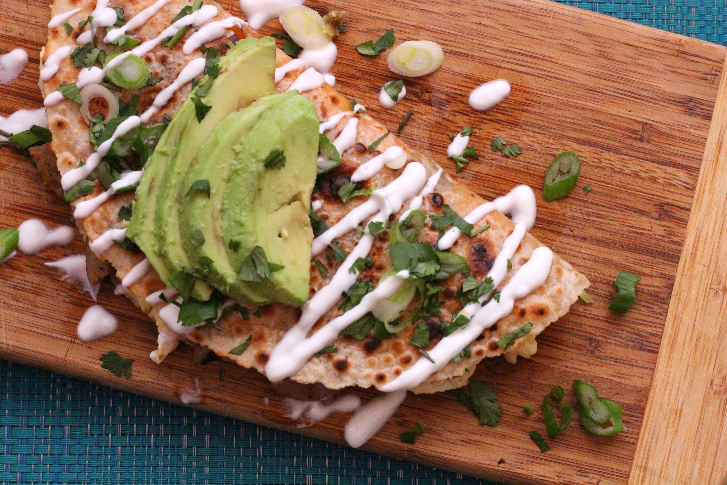 Breakfast Quesadillas | My Engineered Nutrition