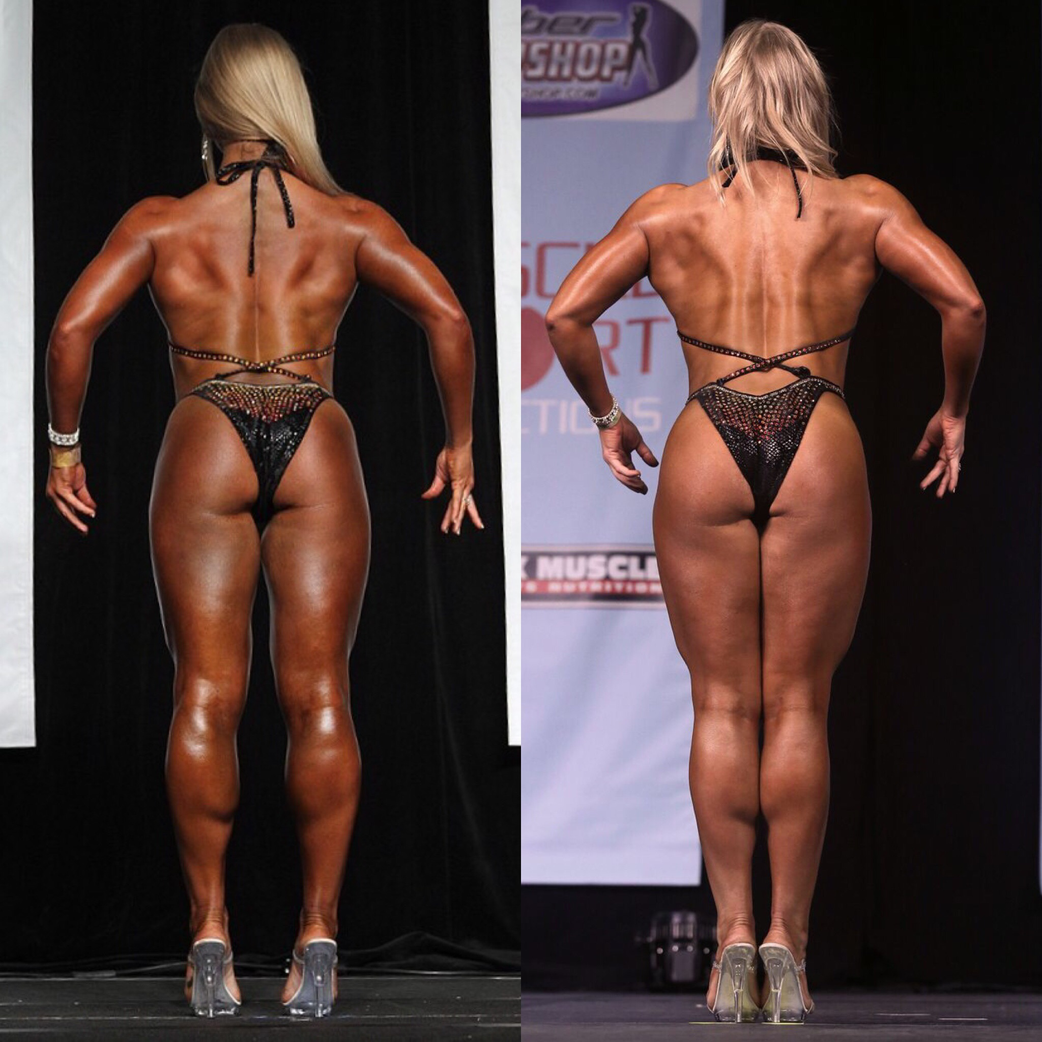 Back Stage Comparison | My Engineered Prep