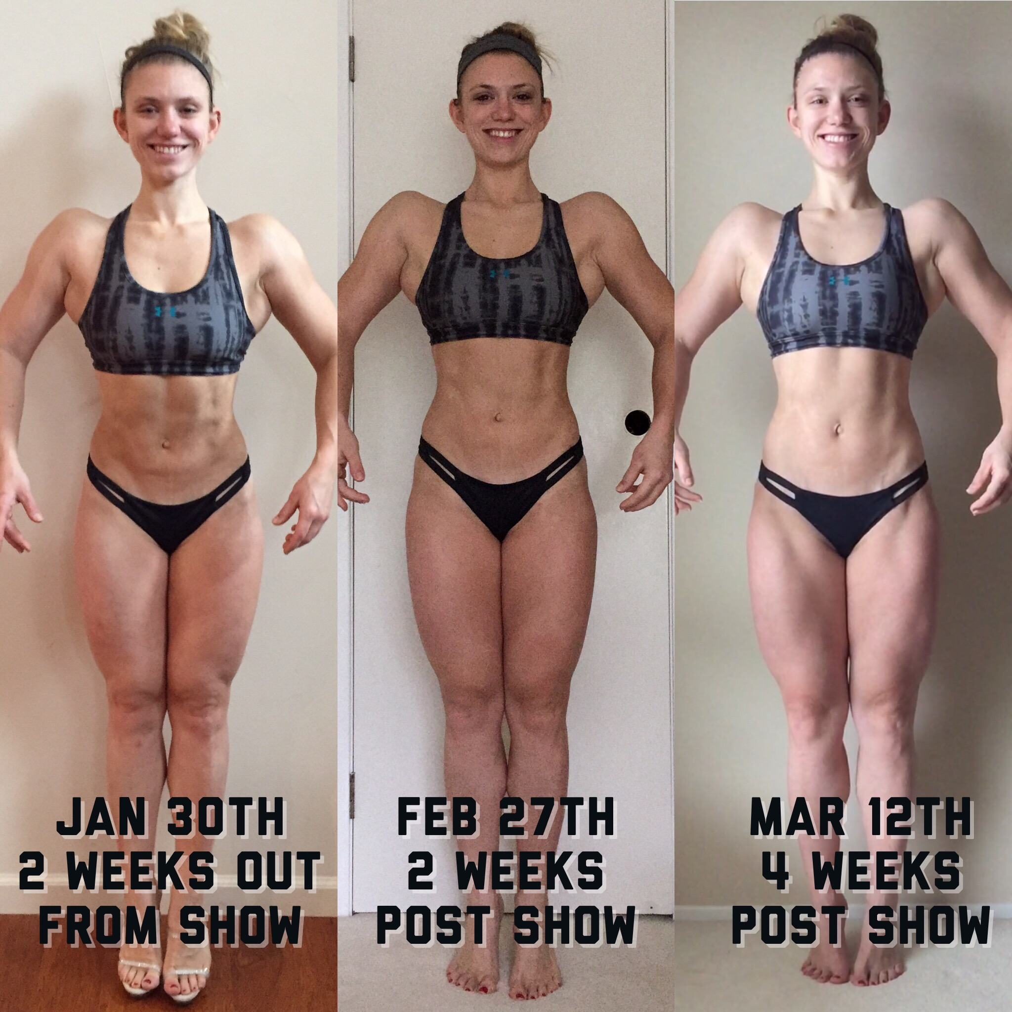 Reverse Diet - Front Month 1 | My Engineered Nutrition