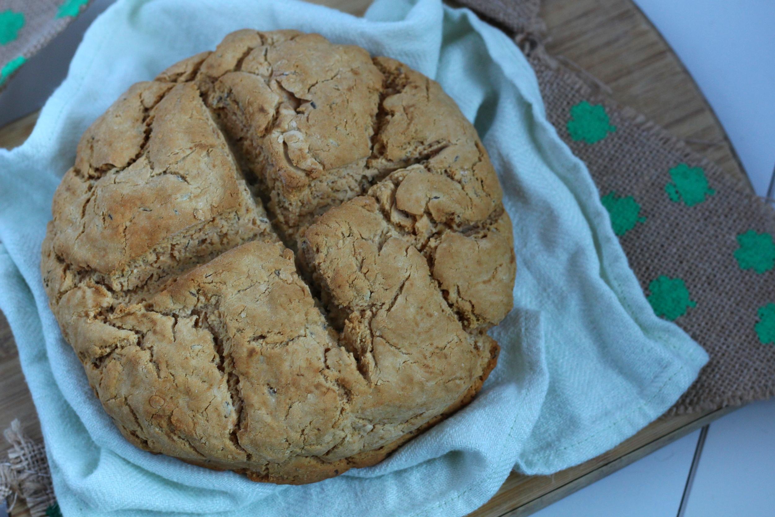 Gluten Free Irish Soda Bread | My Engineered Nutrition