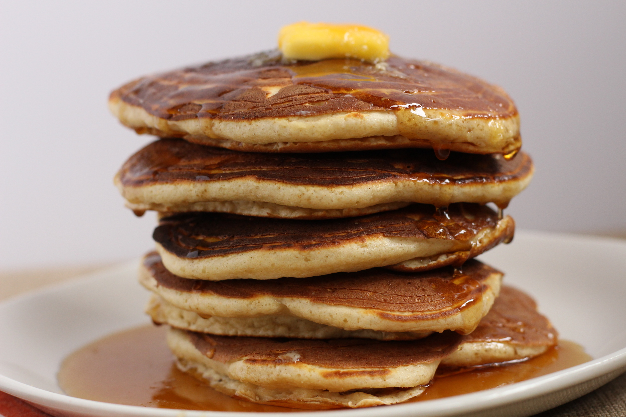 Fluffy Protein Pancakes | My Engineered Nutrition