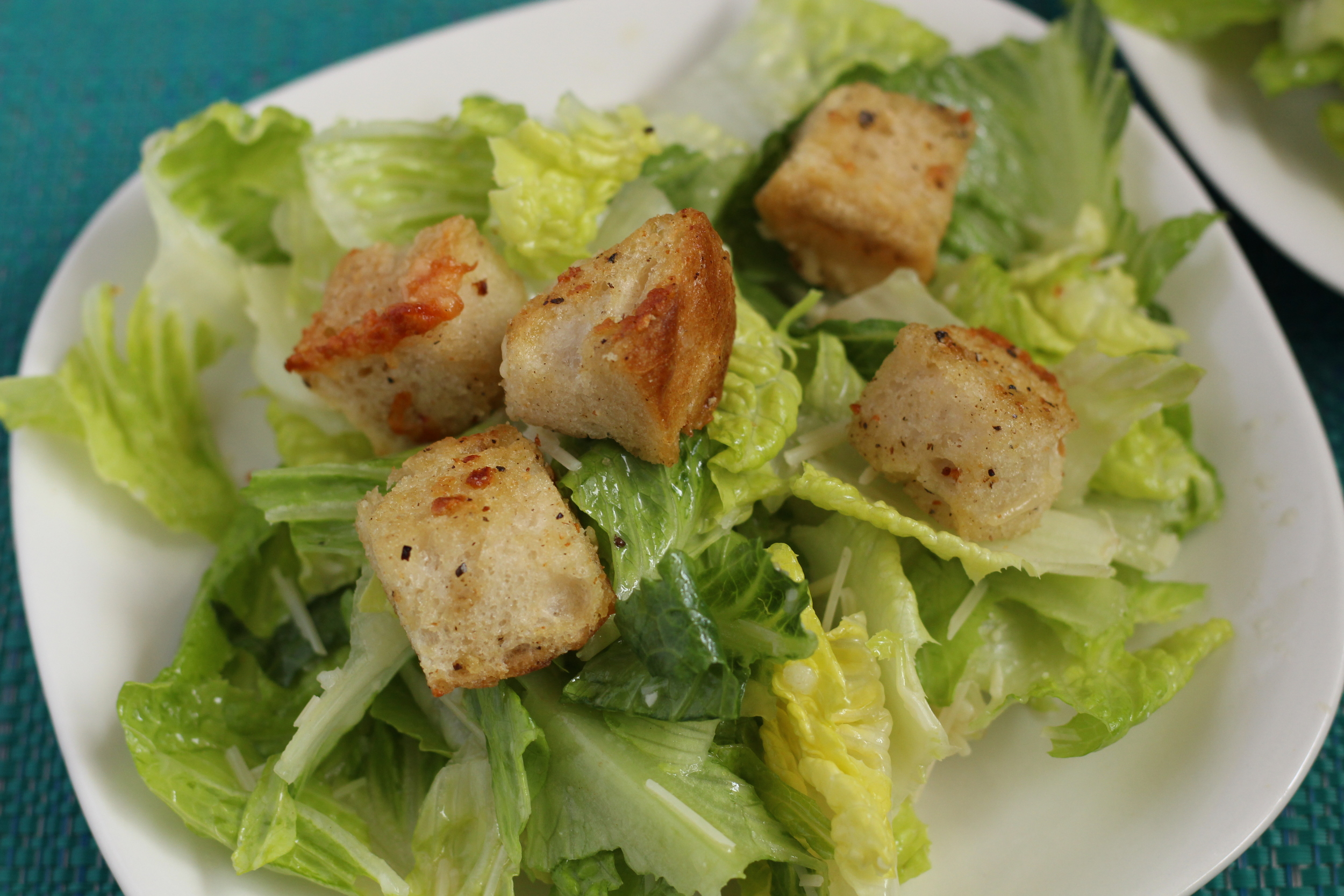 Caesar Salad | My Engineered Nutrition