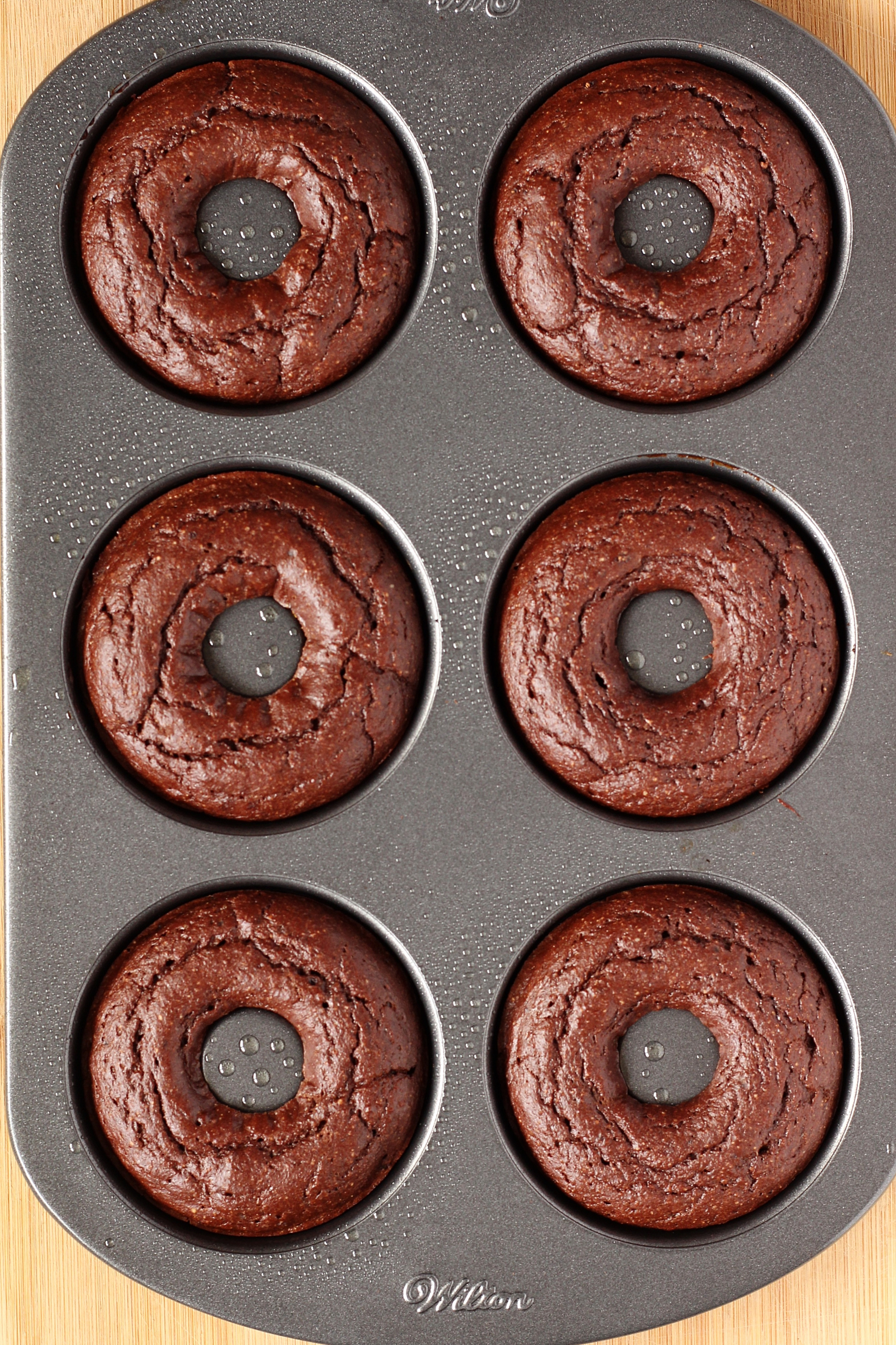 Chocolate Coconut Protein Donuts | My Engineered Nutrition