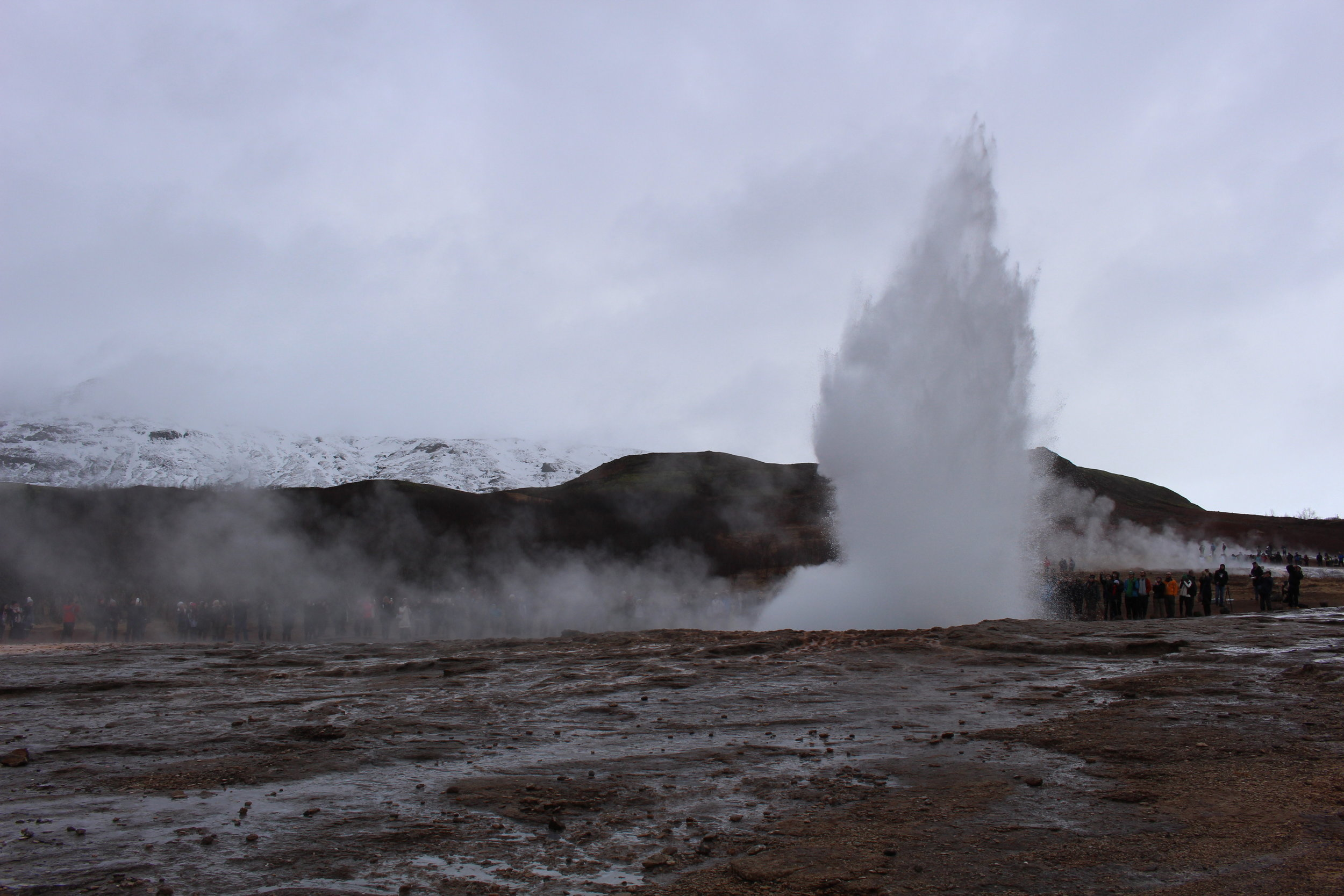 Stokkur, Geysir Hot Spring Area