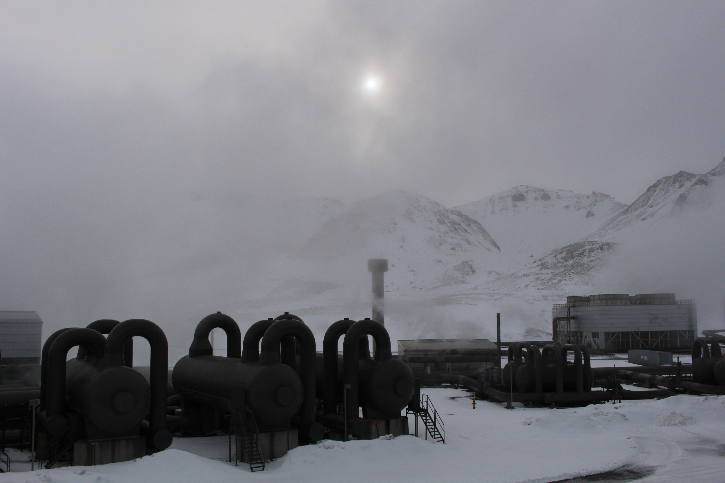 Hellisheiði Power Station, 303MW Geothermal Power Plant