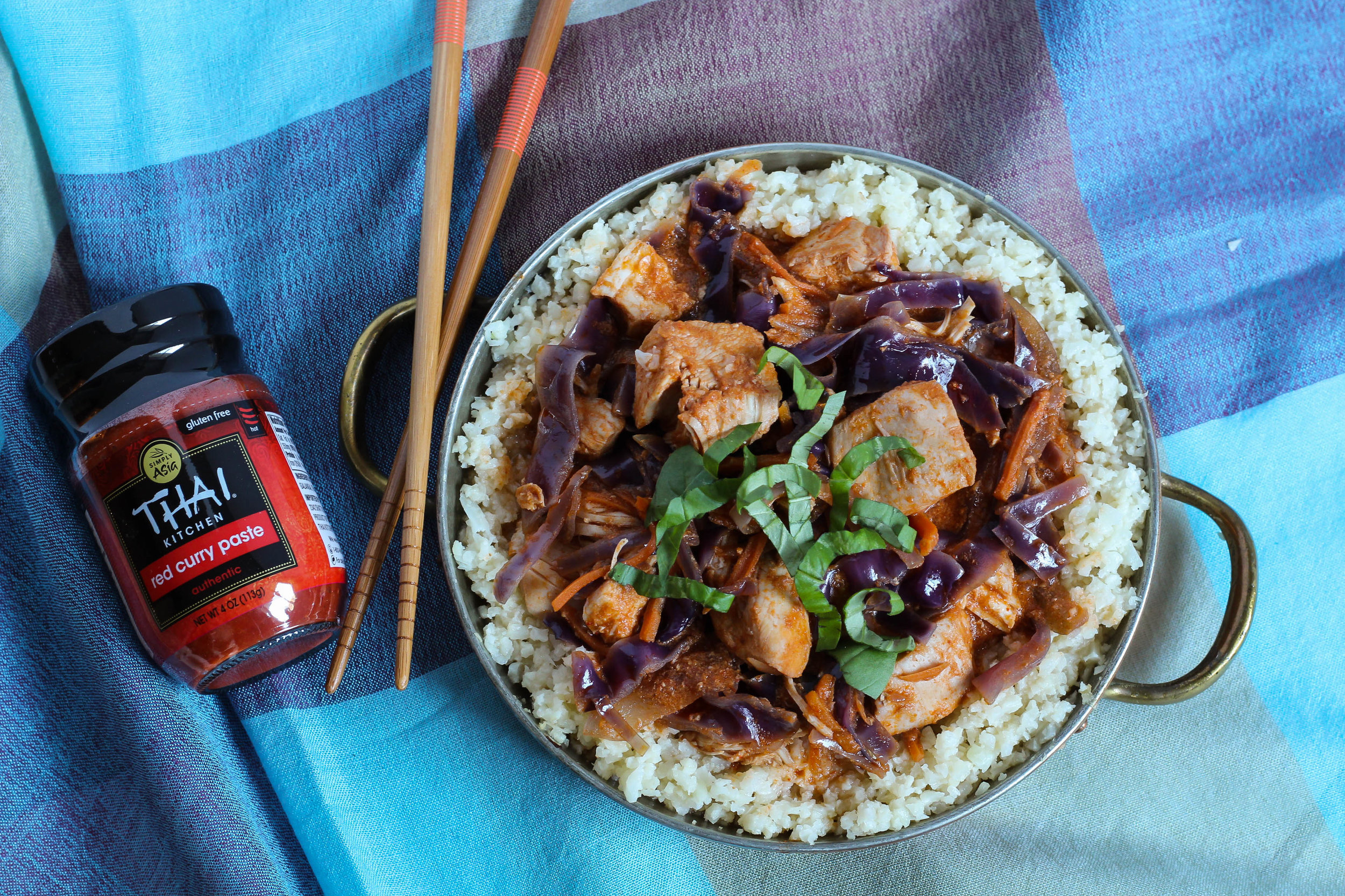 Chicken Cabbage Curry   My Engineered Nutrition
