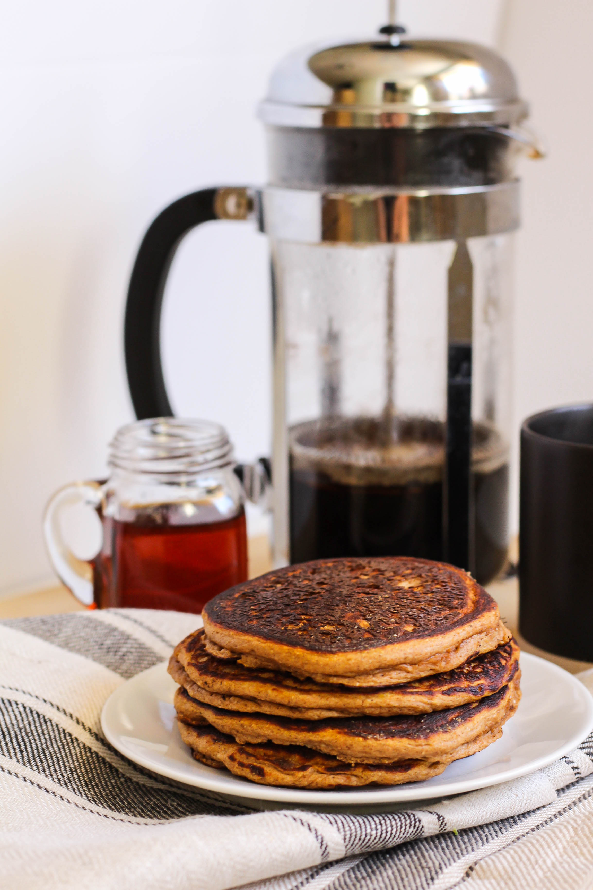 Pumpkin Protein Pancakes | My Engineered Nutrition