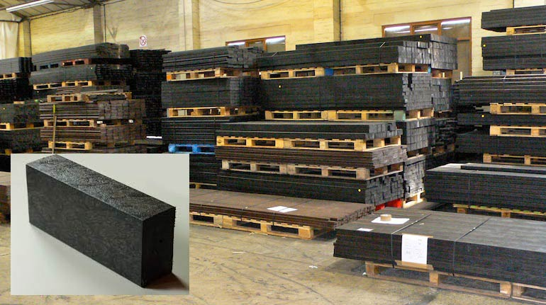 Are you looking to purchase structural, commercial or utility grades of recycled plastic lumber? -