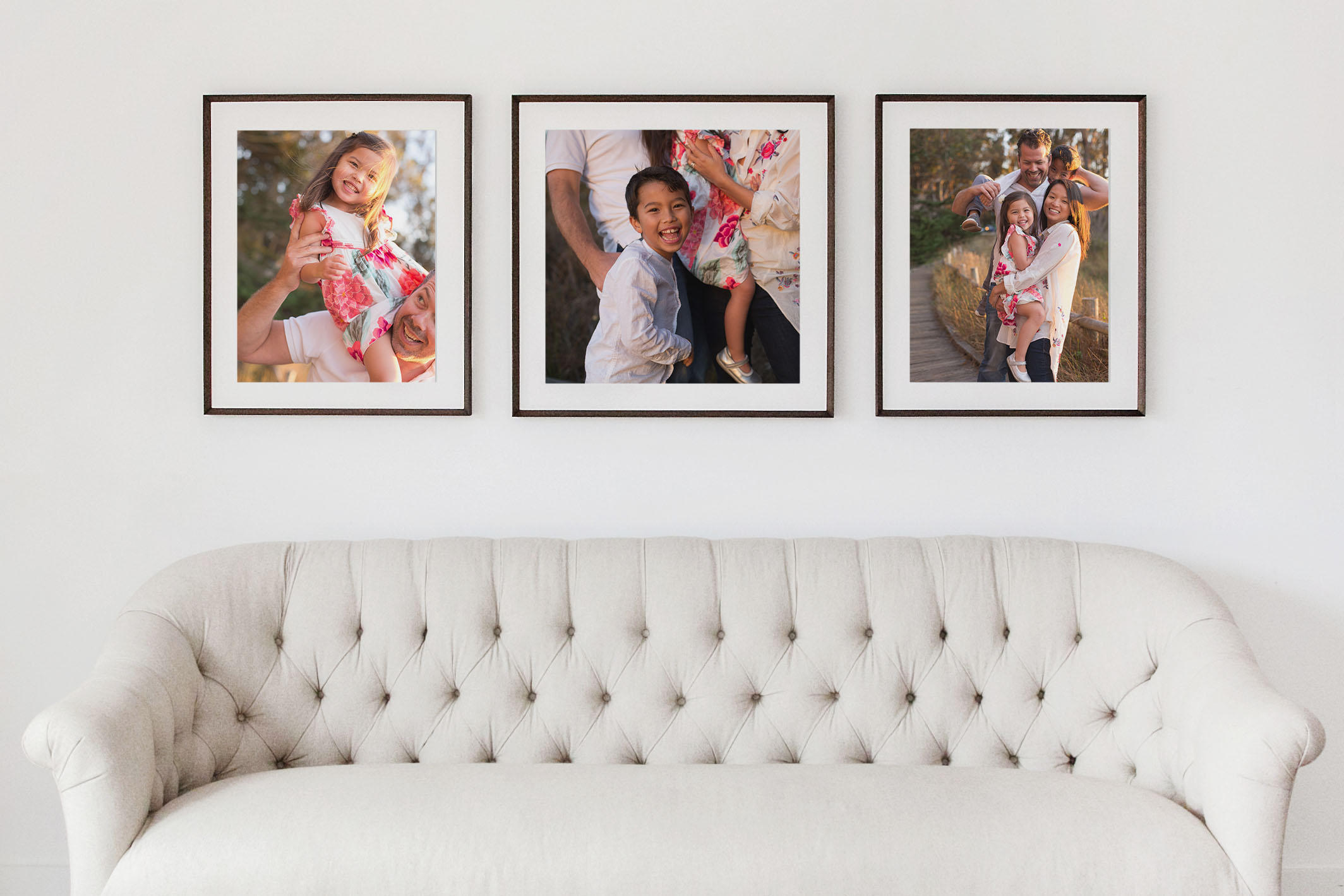 DESIGN_AGLOW_frames over couch 01.jpg