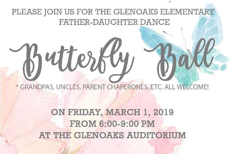 The Butterfly Ball :spring - A special night for the girls of Glenoaks and their chaperones.