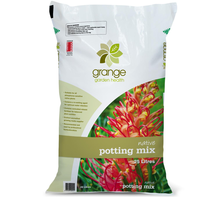 Native Potting Mix