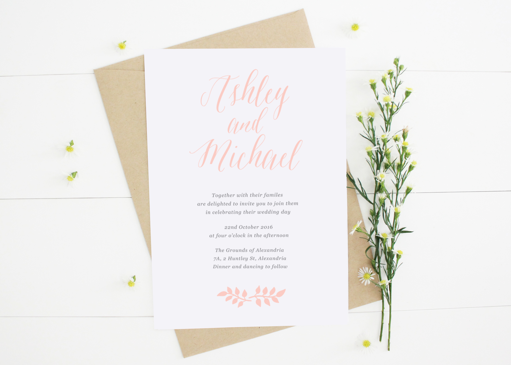 Hunting Louise Blush Invitation 2.jpg