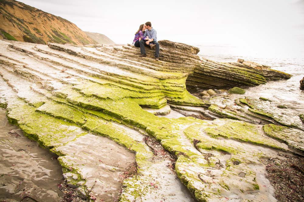 Montana de Oro Beach Engagement Session