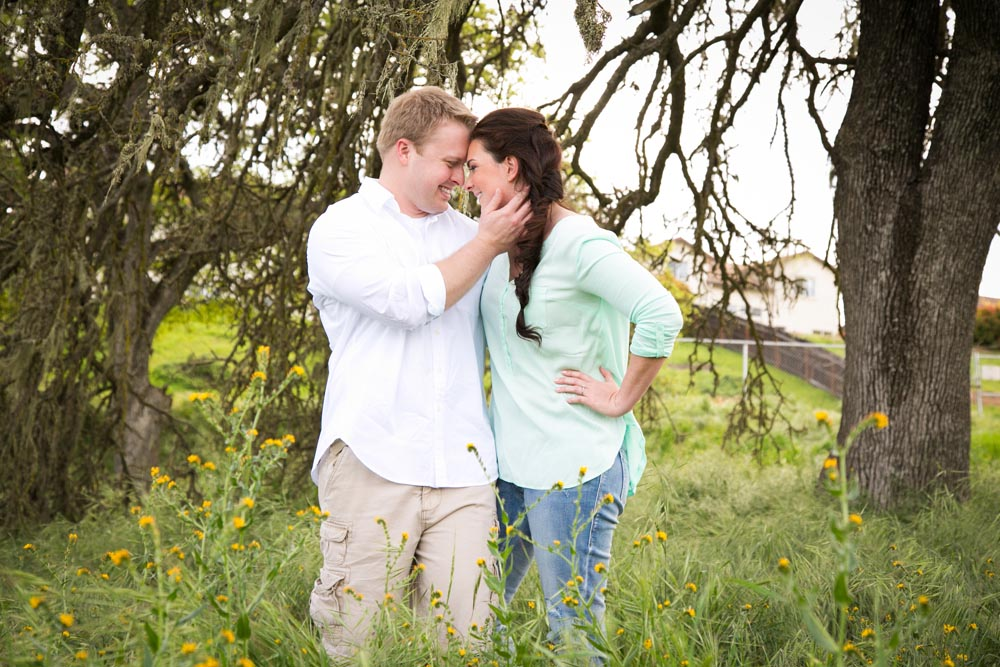 Paso Robles Field and Starbucks Engagement Session 002.jpg