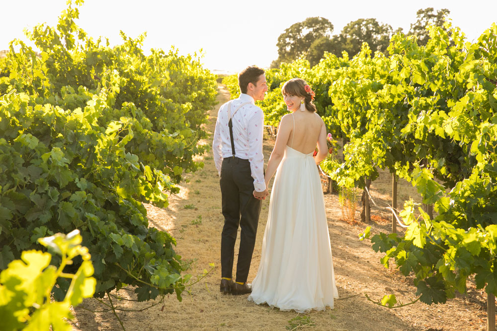 Tobin James Cellars Wedding
