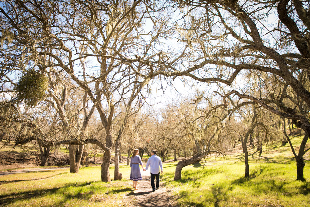 Paso Robles Open Field Engagement Session