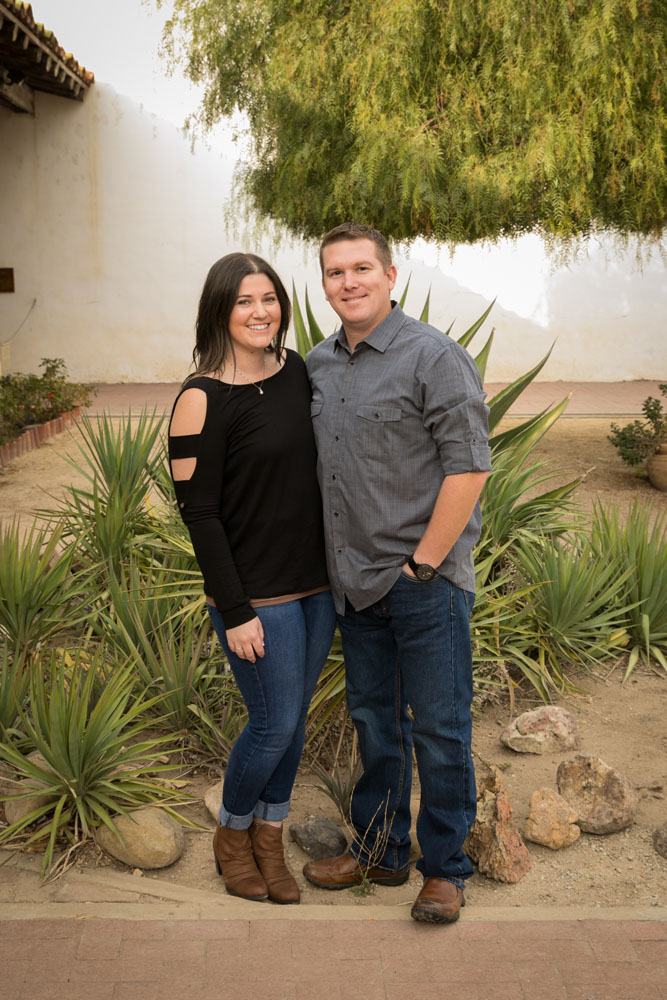 Paso Robles Engagement and Wedding Photographer Mission San Miguel 001.jpg
