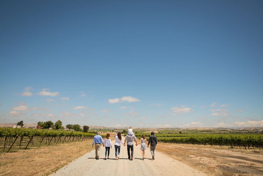 Paso Robles Family and Wedding Photographer Vineyard Family Session  050.jpg