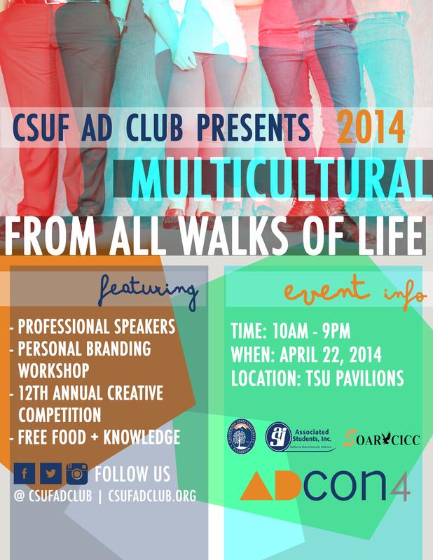 CSUF AD Club Flyer