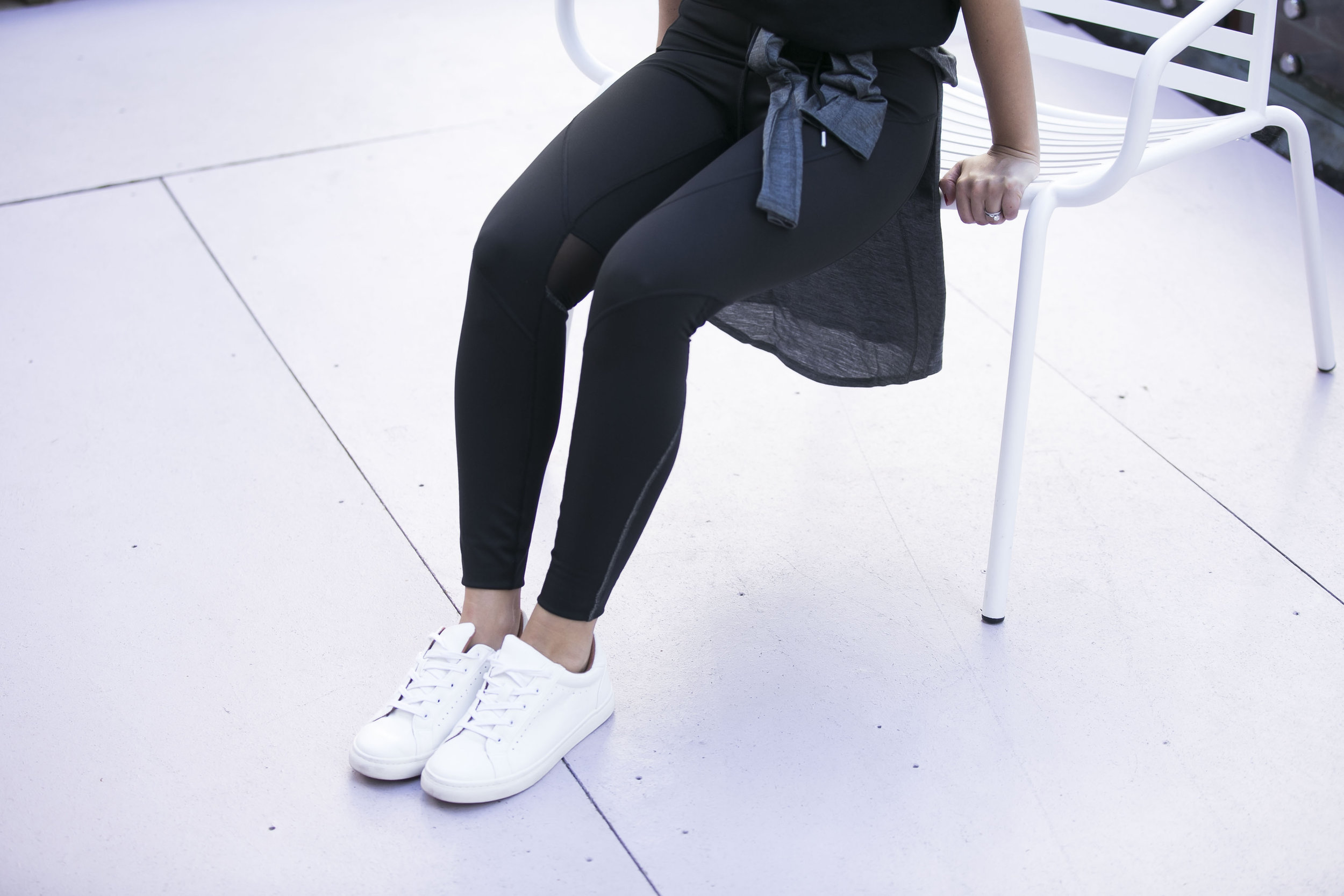 Friend in Fashion, The Fitness Edit