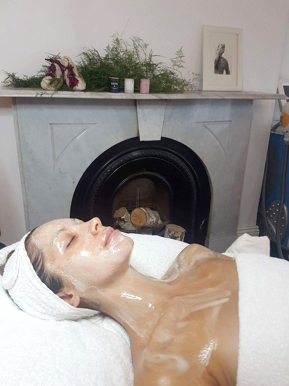 Mid way Enzyme Treatment