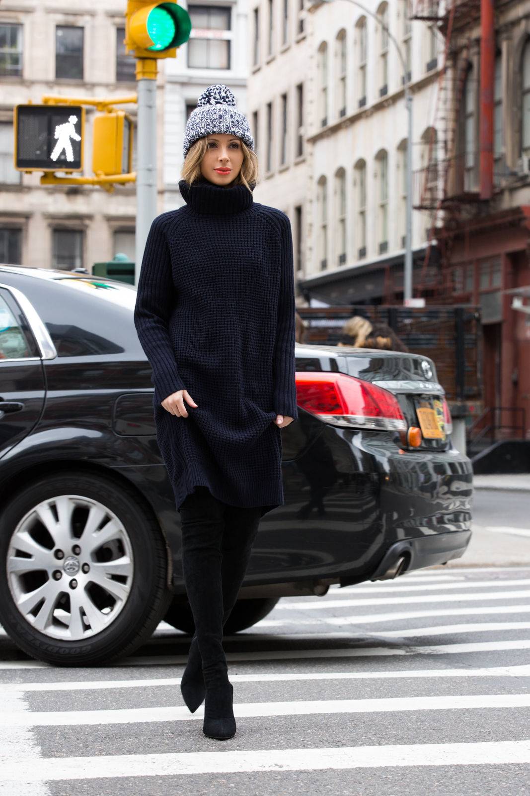 NEW YORK STREET STYLE ON FRIEND IN FASHION