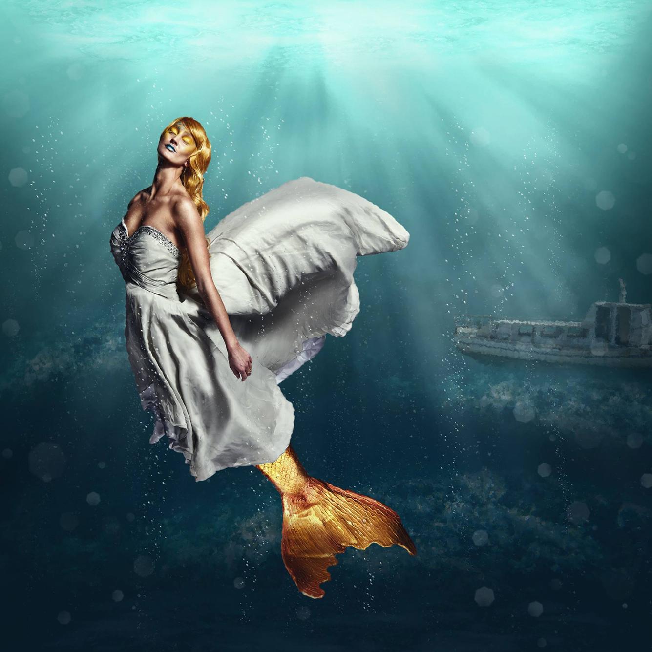 Malou Reedorf Fashion Mermaid