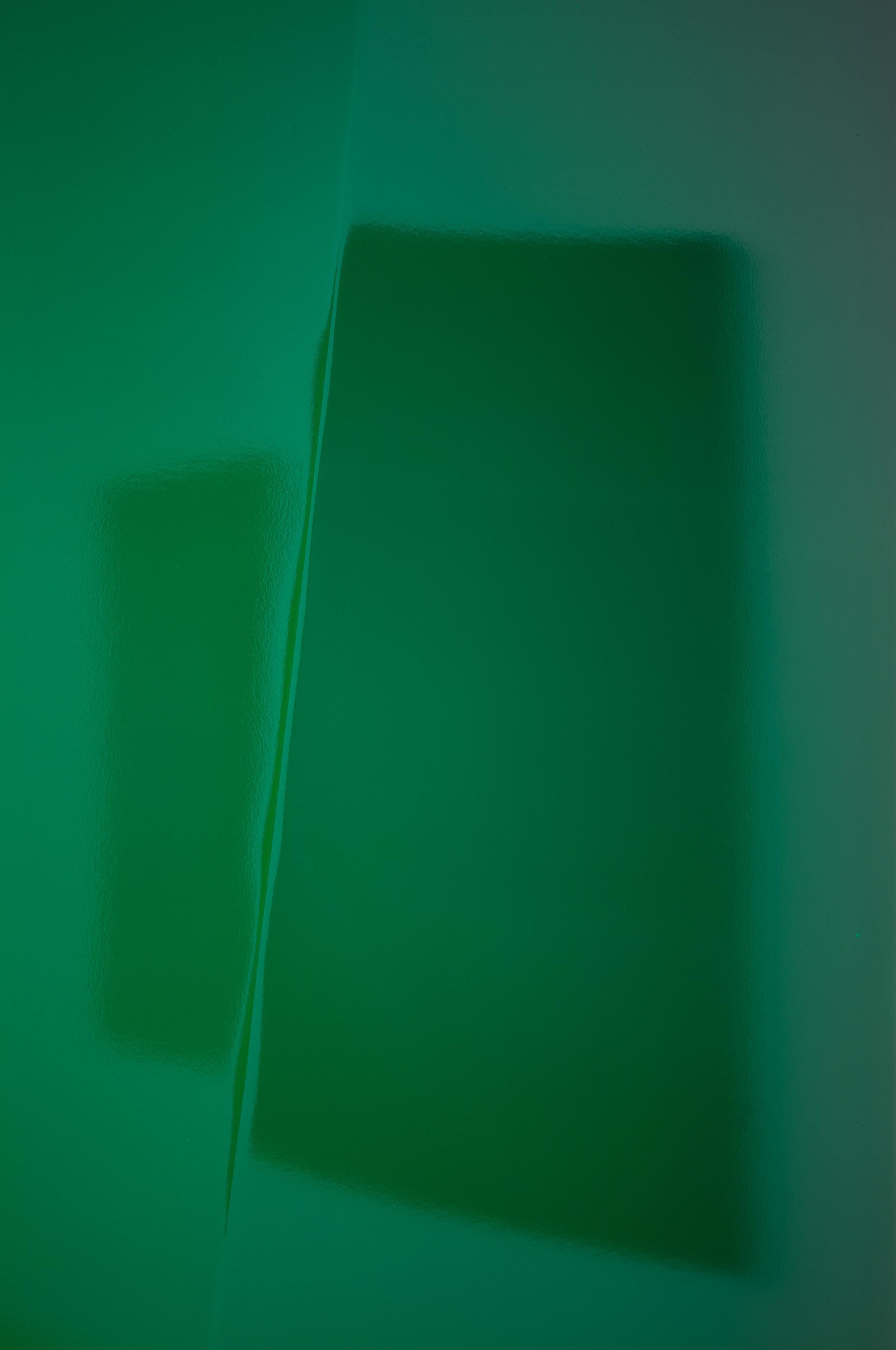 Green Bent (detail)