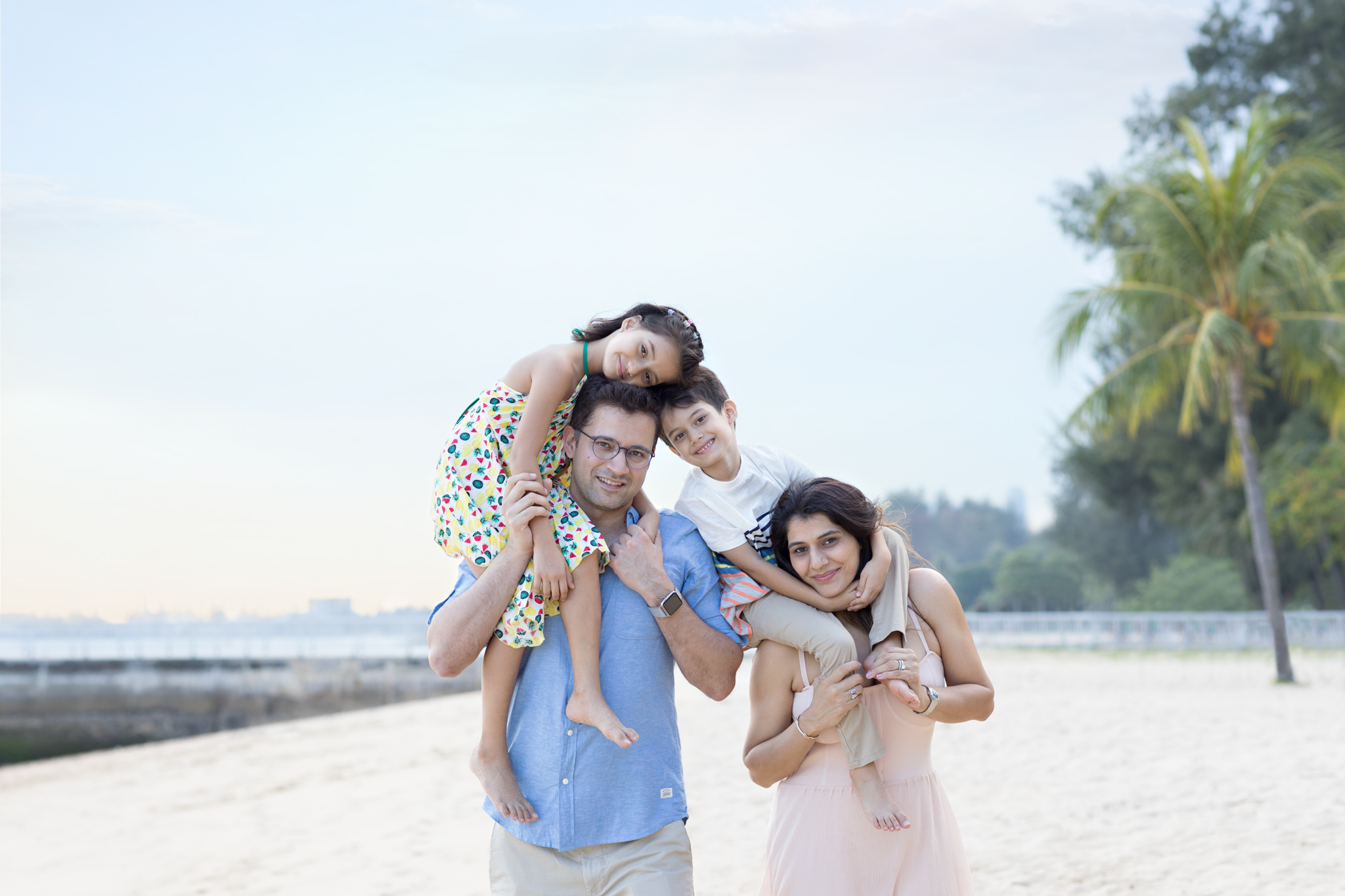 family photoshoot singapore