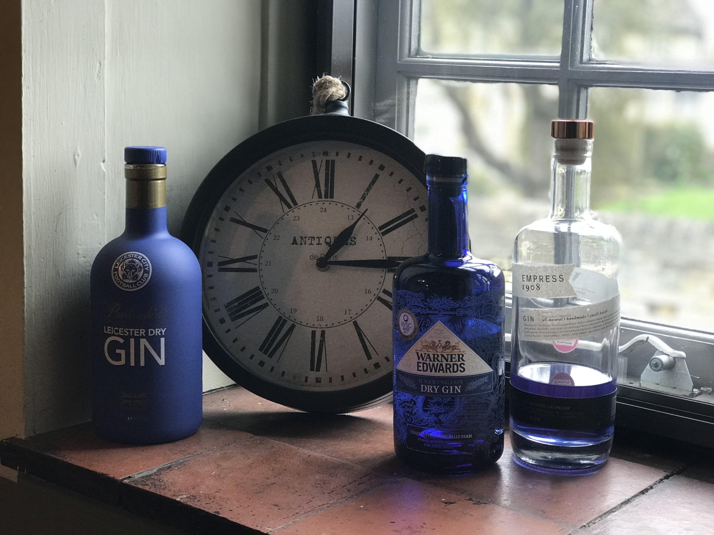 Beat the blues with our range of gins