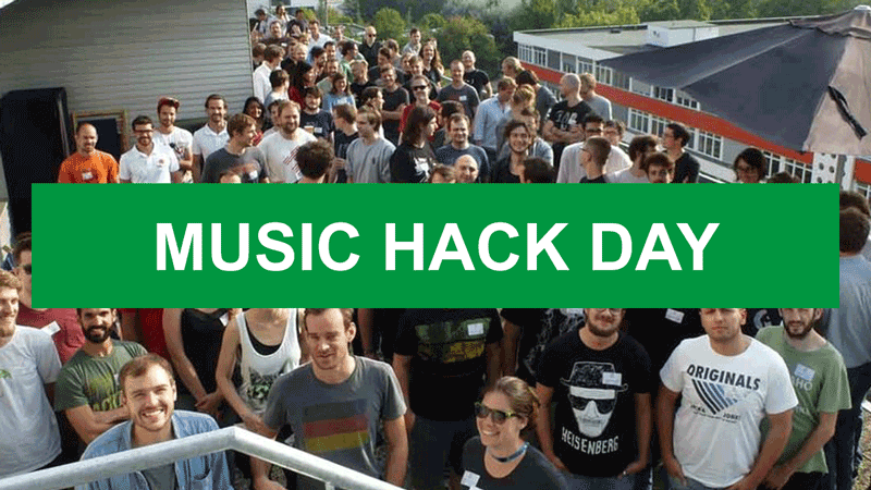 Music Hack Day