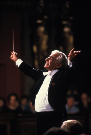 Leonard Bernstein: Reaching for the Note