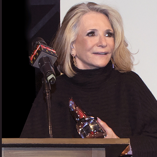 2018—Sheila Nevins