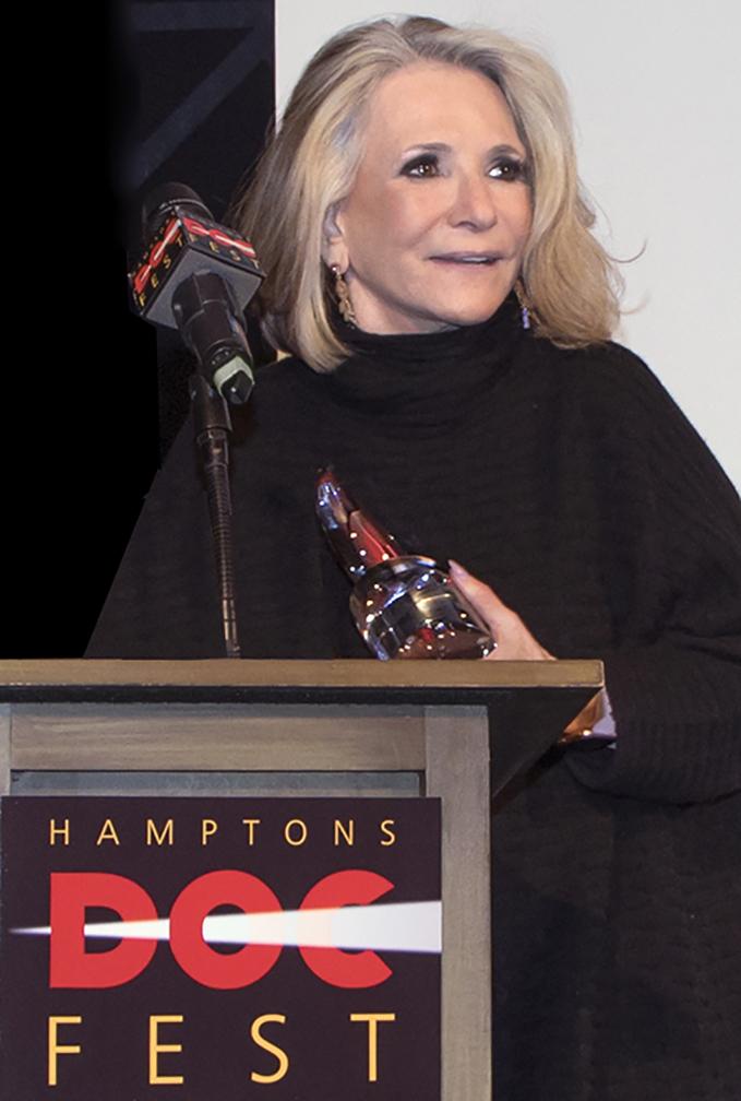 Honoree Sheila Nevins
