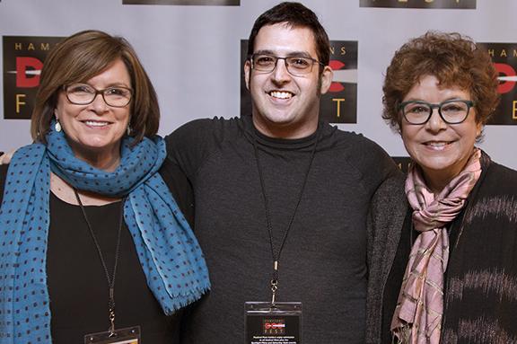 Karen Arikian, Matthew Kaplowitz and Jacqui Lofaro