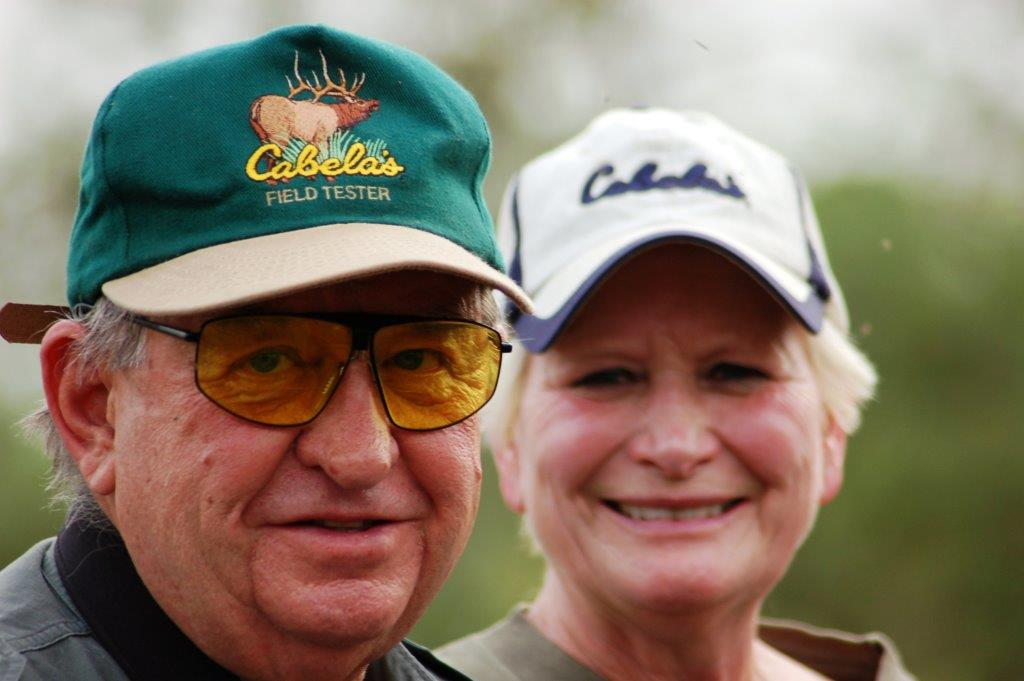 David's Parents - Dick and Mary Cabela