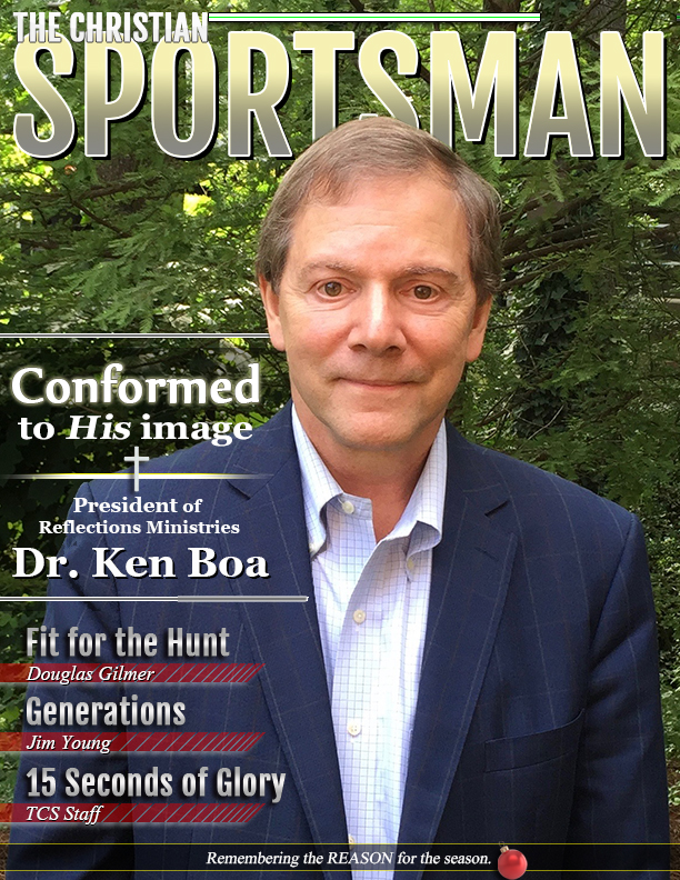 2017 Dallas Sportsmen's Prayer Breakfast  Renown Speaker and Author on the topics of Science, Creation, Theology, Technology, Art, and Adventure