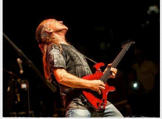 On Stage - Rock-n-Roll Legend Mark Farner