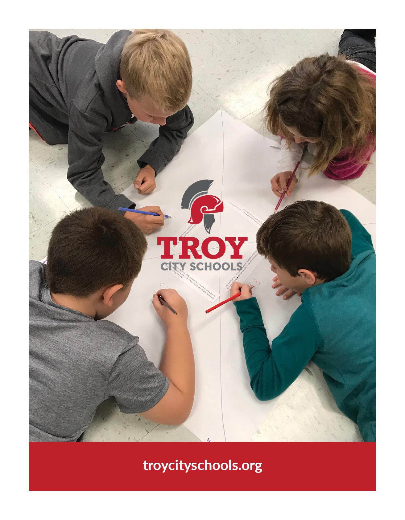 Troy 5-Year Strategic Plan