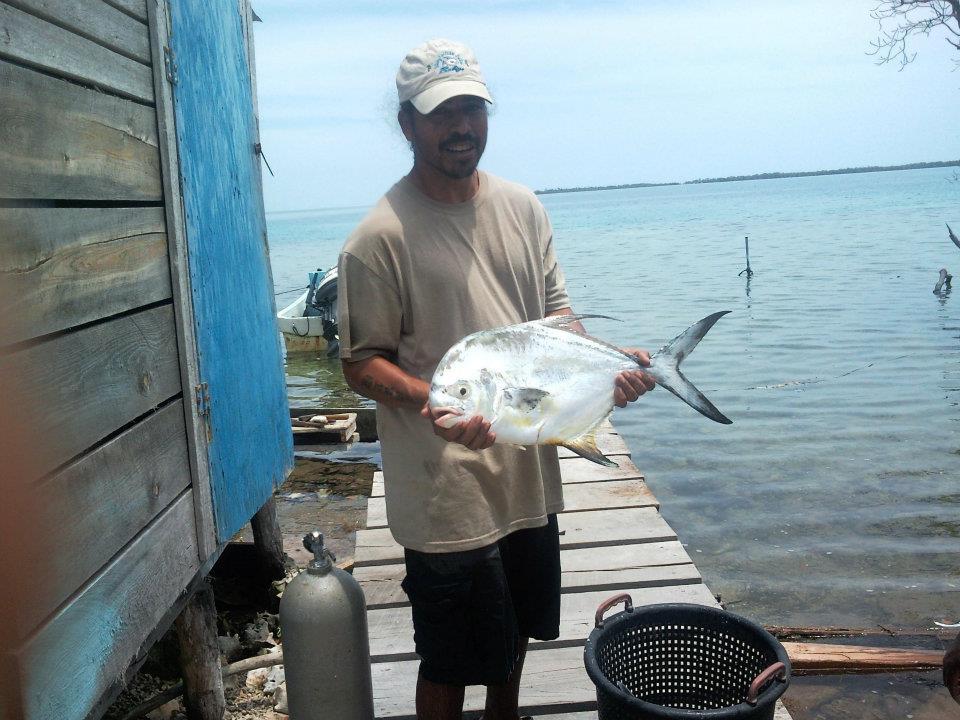 Fly Fishing in Belize