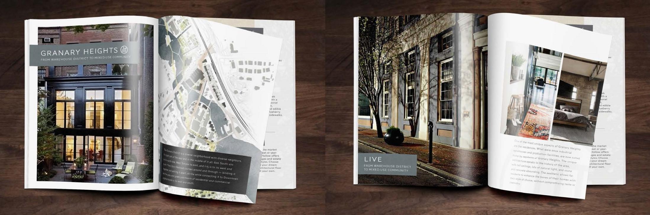 graphic design for realtors salt lake city