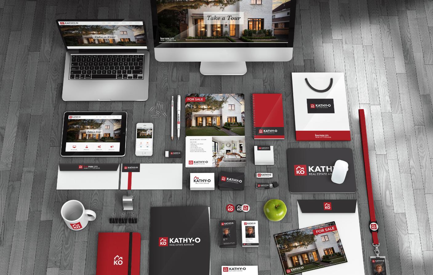 graphic design marketing for real estate
