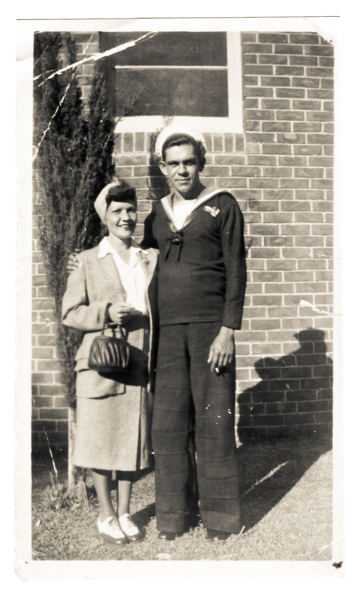 Nan and Granddad Hill