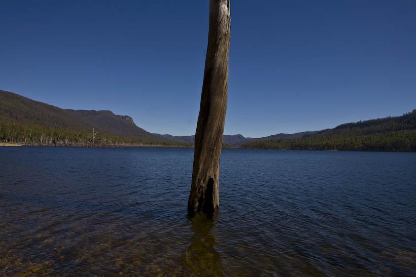 Lake in Tazmania