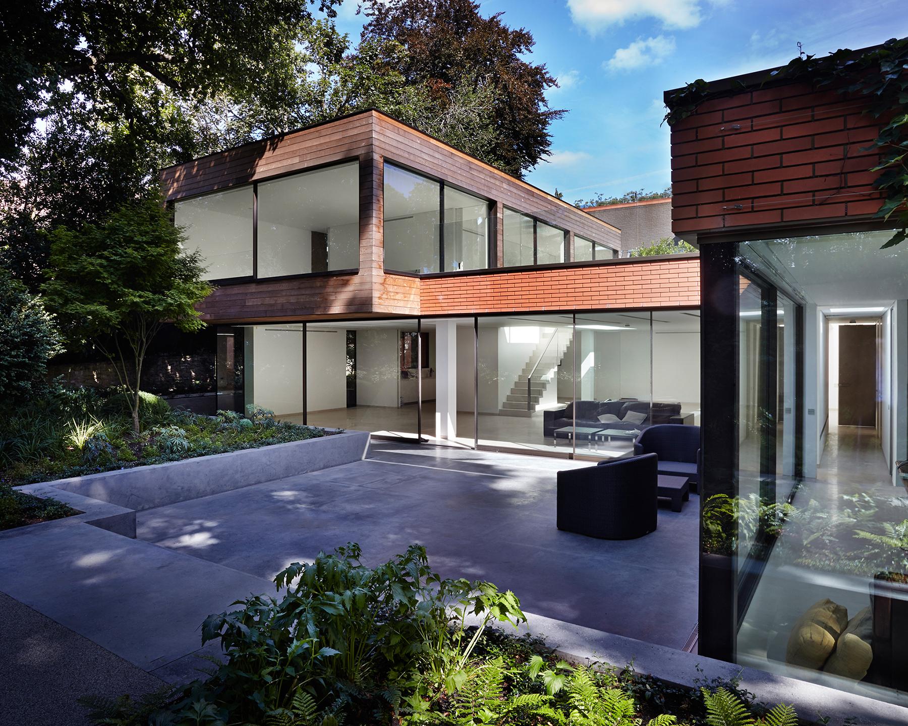 Reinhold Schmaderer Architecture