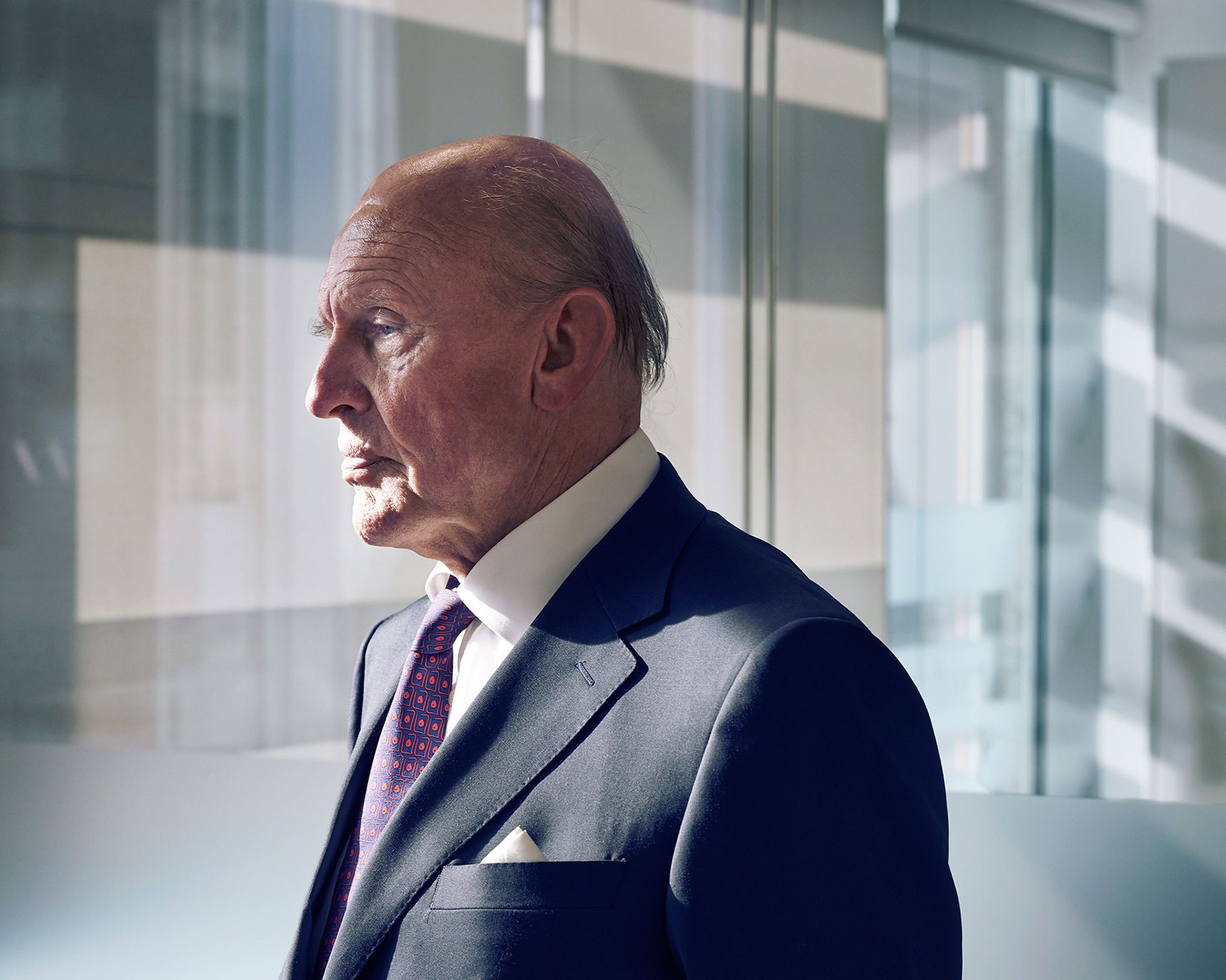 Sir Alec Reed - Philanthropist
