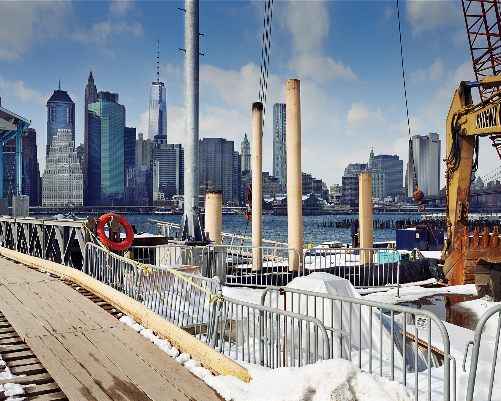 Port Authority, Brooklyn